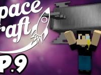 SpaceCraft: Minecraft Modded Survival Episode 9 – Rocket Science!
