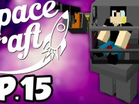 SpaceCraft: Minecraft Modded Survival Episode 15 – Alpha Titan!