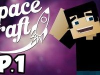 SpaceCraft: Minecraft Modded Survival Episode 1 – Beautiful Spawn!