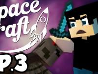 SpaceCraft: Minecraft Modded Survival Episode 3 – Battletower!