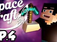 SpaceCraft: Minecraft Modded Survival Episode 4 – Going Mining!