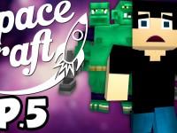 SpaceCraft: Minecraft Modded Survival Episode 5 – OGRE!