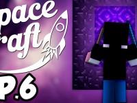 SpaceCraft: Minecraft Modded Survival Episode 6 – To The Nether!