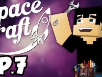 SpaceCraft: Minecraft Modded Survival Episode 7 – Home Improvement!