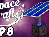 SpaceCraft: Minecraft Modded Survival Episode 8 – Starting Galacticraft!