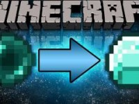 Ender Pearls To Diamonds Mod