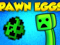 Craftable Spawn Eggs Mod