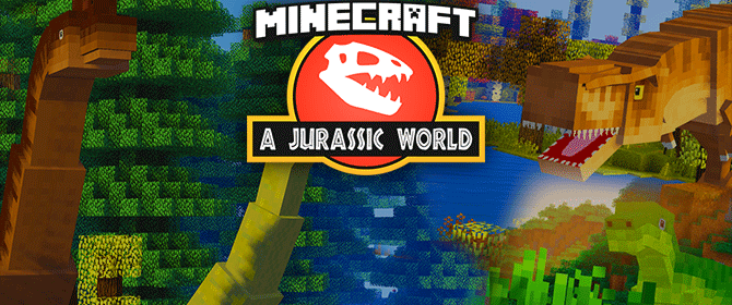 Minecraft Dinosaur Adventure
